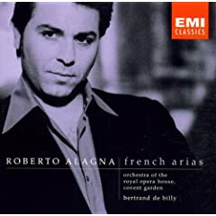 Roberto Alagna - French Arias / Bertrand de Billy