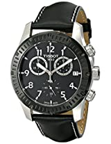 Tissot Black Dial Analogue Watch for Men (T0394172605700)