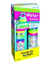 Creativity for Kids Duct Tape Water Bottle