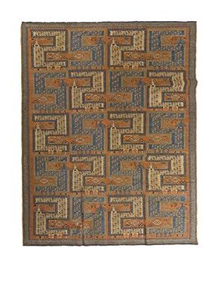 CarpeTrade Teppich Kazak Sumak 272 x 186 cm