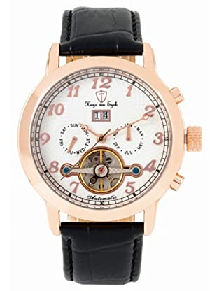 Hugo Von Eyck Reloj Zepheus HE1092_Negro