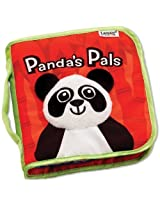 Lamaze Baby Cloth Book, Pandas Pals? (0m+)