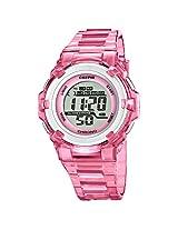 Calypso Digital Multi-color Dial Women's Watch - K5602/5