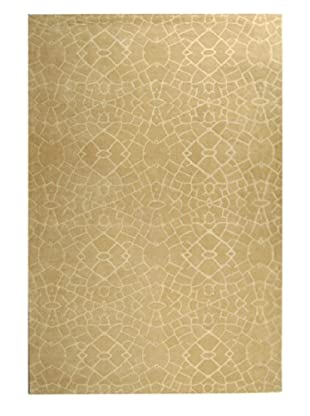 Thom Filicia Jasper Crackle Hand-Tufted Rug (Honeysuckle)
