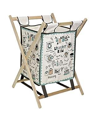 LITTLE NICE THINGS Cesto De La Ropa Laundry Room