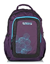 Mebelkart American Tourister Purple & Black R51051004 Backpack