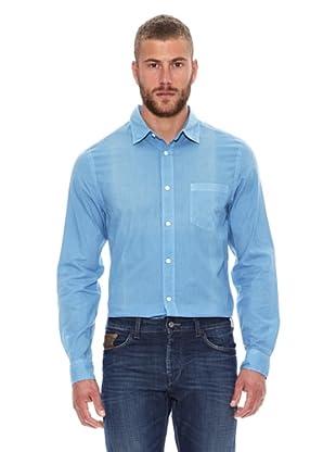 Chevignon Camisa Pastel (Azul Claro)