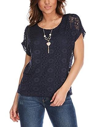 Fleur Bleue T-Shirt Carole