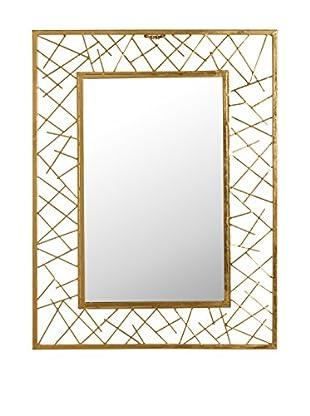 Concept Luxury Wandspiegel Arabian Decoration goldfarben