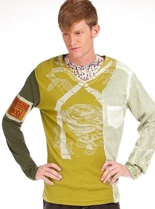 Custo Camiseta (Verde)