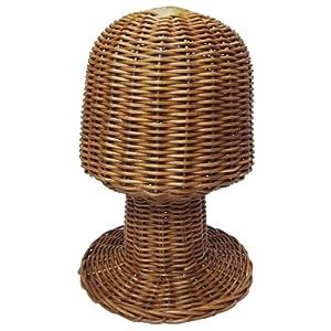 アルファックス 籐製帽子