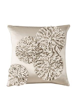 Kumi Kookoon Flower Pillow Cover (Pebble)
