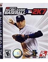 Major League Baseball 2K7 (PS3)