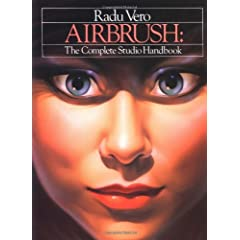 Airbrush: The Complete Studio Handbook (Practical Art Books)