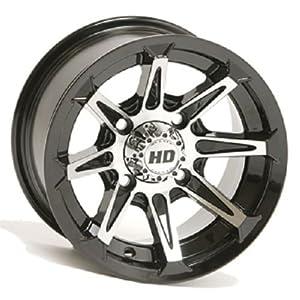 STI HD2 14 x 7 inches Alloy Wheel with 8 Spoke Design