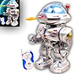 12Inch Robot IR Radio Control RC Racing Car Kids Toys Toy Gift Remote -85