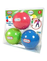 Little Tikes Mini Playground Balls, Set of 3