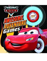 "Disney Board Game Book: ""Cars"""