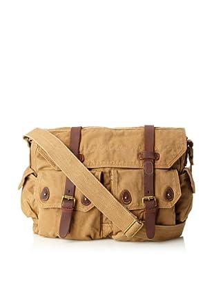 J.Campbell Los Angeles Men's Messenger Bag (Brown)