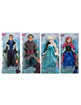 "Disney Store ""2013"" Deluxe Exclusive Frozen Doll Set Discontinued"