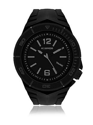 K&BROS Reloj 9566 (Negro)