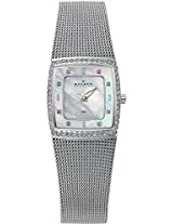 Skagen Analog Mother of Pearl Dial Women's Watch - 384XSSS1