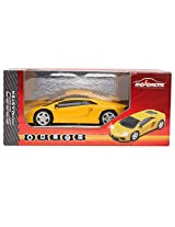Majorette Lamborghini 20 speed master R/C car yellow