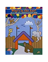 Do-A-Dot Creative Activity Book - Zoo Animals
