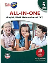 Full Marks All In One Class 5 (Hindi+Eng+Maths+EVS)