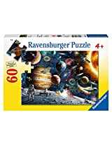 Ravensburger Puzzles Outer Space, Multi Color (60 Pieces)
