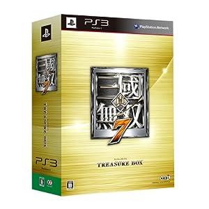 真・三國無双7 TREASURE BOX (初回封入特典 趙雲&孫尚香『三國志12』コスチューム ダウンロードシリアルコード 同梱)