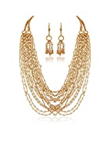 Masterclass Gold plated contemporary set