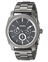 Fossil Analog Black Dial Men's Watch - FS4662
