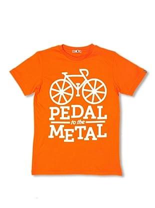 CKS Kids BOYS Camiseta Feldspar (Naranja)