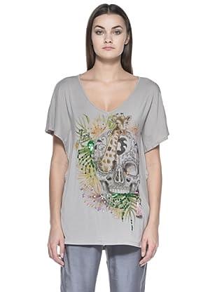 Zu Element Camiseta Greensleeves (Gris)