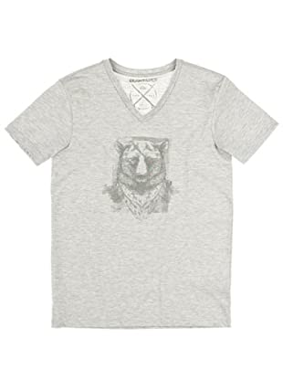 Quiksilver Camiseta Marle (Gris)