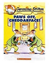 Scholastic - Paws Off Cheddarface
