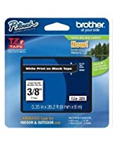 "Brother TZE-641 3/4"" Black on Yellow Label Tape by Brother"