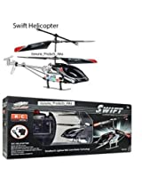 Catterpillar Remote Control Swift IR Helicopter with unbreakable Blades & charger