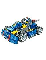 Fun Blox Racing Car Block Set, Multi Color (216 Pieces)