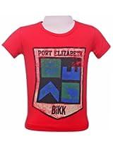 Half Sleeves T-Shirt - Port Elizabeth
