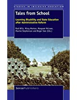 Tales from School: Learning Disability and State Education After Administrative Reform