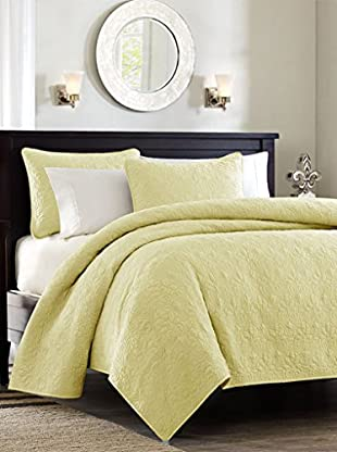 Luxury Home Quebec Coverlet Set