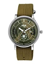 Helix Analog Multi-Color Dial Men's Watch - TW024HG02