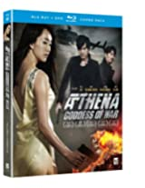 Athena: Goddess of War (Blu-ray/DVD Combo)