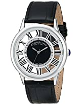 Stuhrling Original Analog Silver Dial Men's Watch - 890G.01