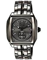 Marc Ecko Analog Grey Dial Men's Watch - E16502G1