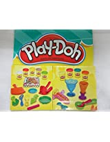 Play Doh Pizza And Ice Cream Bundle Gift Set