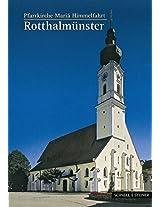 Rotthalmunster: Pfarrkirche Maria Himmelfahrt (Kleine Kunstfuhrer / Kirchen U. Kloster)