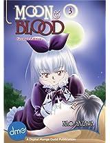 Moon and Blood vol.3 (German Edition) (Shojo Manga)